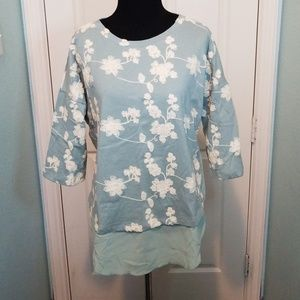 Lisa Floral Embroidered Top